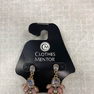 Primary Photo - BRAND:    CLOTHES MENTOR STYLE: EARRINGS COLOR: PINK OTHER INFO: CM - SKU: 313-31349-2023