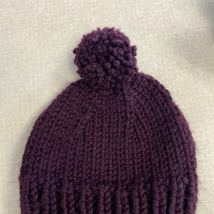 Primary Photo - BRAND:    CLOTHES MENTOR STYLE: HAT COLOR: PURPLE SKU: 313-31344-18648