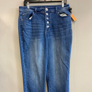 Primary Photo - BRAND: INC STYLE: JEANS COLOR: DENIM SIZE: 12 SKU: 313-31311-32445