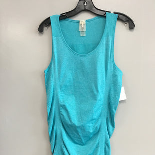 Primary Photo - BRAND: CALIA STYLE: ATHLETIC TANK TOP COLOR: TURQUOISE SIZE: M SKU: 313-31344-15413