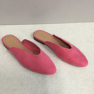 Primary Photo - BRAND: OLD NAVY STYLE: SHOES FLATS COLOR: PINK SIZE: 8 SKU: 313-31344-17926