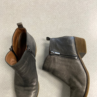 Primary Photo - BRAND: LUCKY BRAND STYLE: BOOTS ANKLE COLOR: METALLIC SIZE: 10 SKU: 313-31349-3337