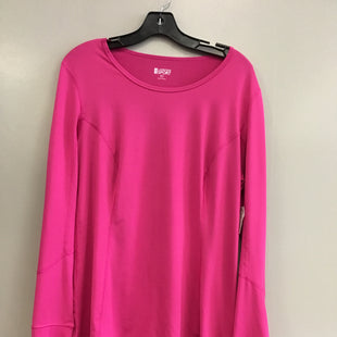 Primary Photo - BRAND: LANDS END STYLE: ATHLETIC TOP COLOR: PINK SIZE: M SKU: 313-31344-17273