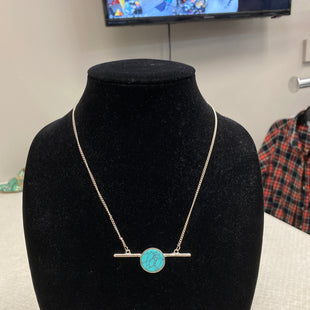 Primary Photo - BRAND:    CLOTHES MENTOR STYLE: NECKLACE COLOR: TURQUOISE SKU: 313-31328-36503