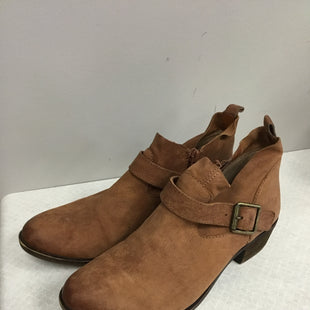 Primary Photo - BRAND: LUCKY BRAND STYLE: BOOTS ANKLE COLOR: BROWN SIZE: 7.5 SKU: 313-31344-20065