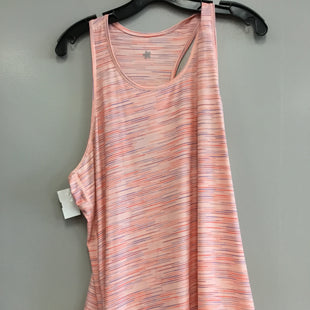 Primary Photo - BRAND: TEK GEAR STYLE: ATHLETIC TANK TOP COLOR: PEACH SIZE: XL SKU: 313-31344-14951