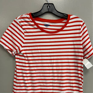 Primary Photo - BRAND: OLD NAVY STYLE: TOP SHORT SLEEVE BASIC COLOR: ORANGE SIZE: M SKU: 313-31349-1911