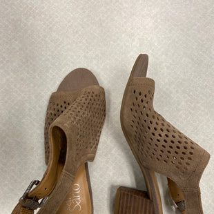 Primary Photo - BRAND: FRANCO SARTO STYLE: SHOES LOW HEEL COLOR: BROWN SIZE: 6 SKU: 313-31349-3923