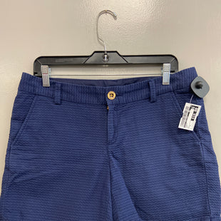 Primary Photo - BRAND: LILLY PULITZER STYLE: SHORTS COLOR: NAVY SIZE: 8 SKU: 313-31332-11667