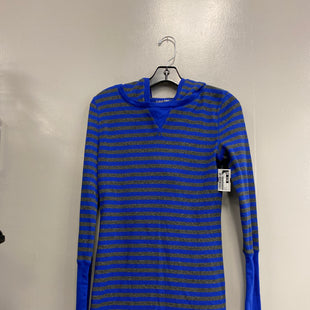 Primary Photo - BRAND: CALVIN KLEIN PERFORMANCE STYLE: ATHLETIC TOP COLOR: BLUE SIZE: L SKU: 313-31349-3035