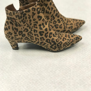 Primary Photo - BRAND:    CLOTHES MENTOR STYLE: BOOTS ANKLE COLOR: ANIMAL PRINT SIZE: 6 OTHER INFO: SEVEN DIALS - SKU: 313-31344-20456
