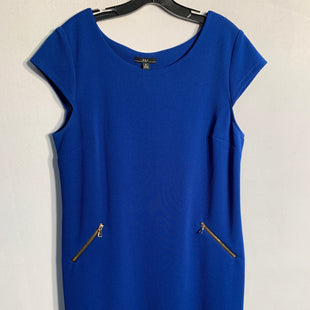 Primary Photo - BRAND: R AND KSTYLE: DRESS SHORT SHORT SLEEVECOLOR: ROYAL BLUESIZE: XLSKU: 313-31328-23267