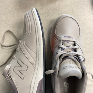 Primary Photo - BRAND: NEW BALANCE STYLE: SHOES ATHLETIC COLOR: GREY SIZE: 10 SKU: 313-31349-4741