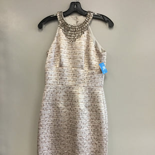 Primary Photo - BRAND: MAGGY LONDON STYLE: DRESS SHORT SLEEVELESS COLOR: SPARKLES SIZE: XS SKU: 313-31344-18910