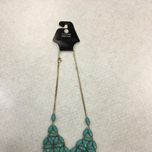 Primary Photo - BRAND:    CLOTHES MENTOR STYLE: NECKLACE COLOR: TURQUOISE SKU: 313-31344-16507