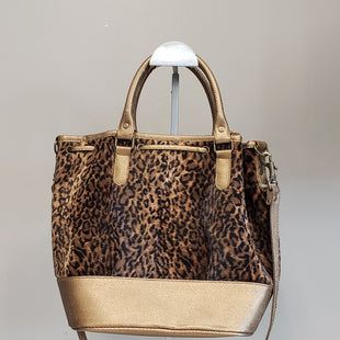 Primary Photo - BRAND:    CLOTHES MENTOR STYLE: HANDBAG COLOR: ANIMAL PRINT SIZE: MEDIUM OTHER INFO: TIANNI - SKU: 313-31344-9374
