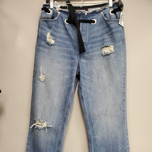 Primary Photo - BRAND: EXPRESS STYLE: JEANS COLOR: BLUE SIZE: 8 SKU: 313-31328-36717