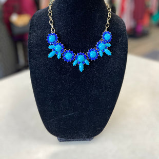 Primary Photo - BRAND:    CLOTHES MENTOR STYLE: NECKLACE COLOR: BLUE SKU: 313-31344-21413