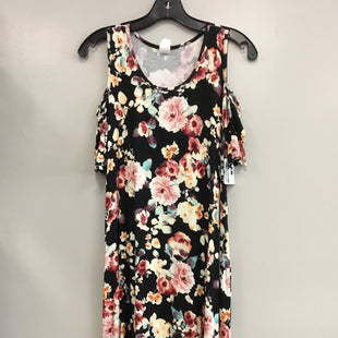 Primary Photo - BRAND:    CLOTHES MENTOR STYLE: DRESS SHORT SHORT SLEEVE COLOR: FLORAL SIZE: S OTHER INFO: 7TH RAY - SKU: 313-31344-15353