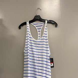 Primary Photo - BRAND: NIKE STYLE: ATHLETIC TANK TOP COLOR: STRIPED SIZE: L SKU: 313-31344-20228