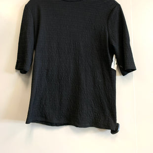 Primary Photo - BRAND: APT 9 STYLE: TOP SHORT SLEEVE BASIC COLOR: BLACK SIZE: S SKU: 313-31344-17720