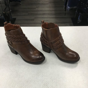 Primary Photo - BRAND: CORKYS STYLE: BOOTS ANKLE COLOR: BROWN SIZE: 7 SKU: 313-31349-3212