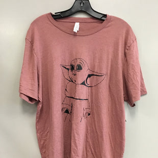 Primary Photo - BRAND: BELLA + CANVAS STYLE: TOP SHORT SLEEVE COLOR: PINK SIZE: XL SKU: 313-31349-5047