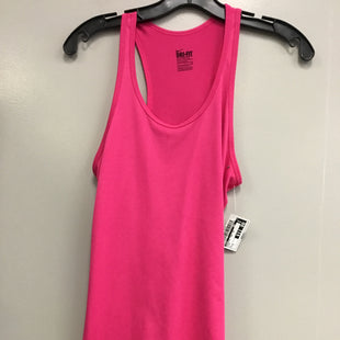 Primary Photo - BRAND: NIKE STYLE: ATHLETIC TANK TOP COLOR: PINK SIZE: S SKU: 313-31332-7955