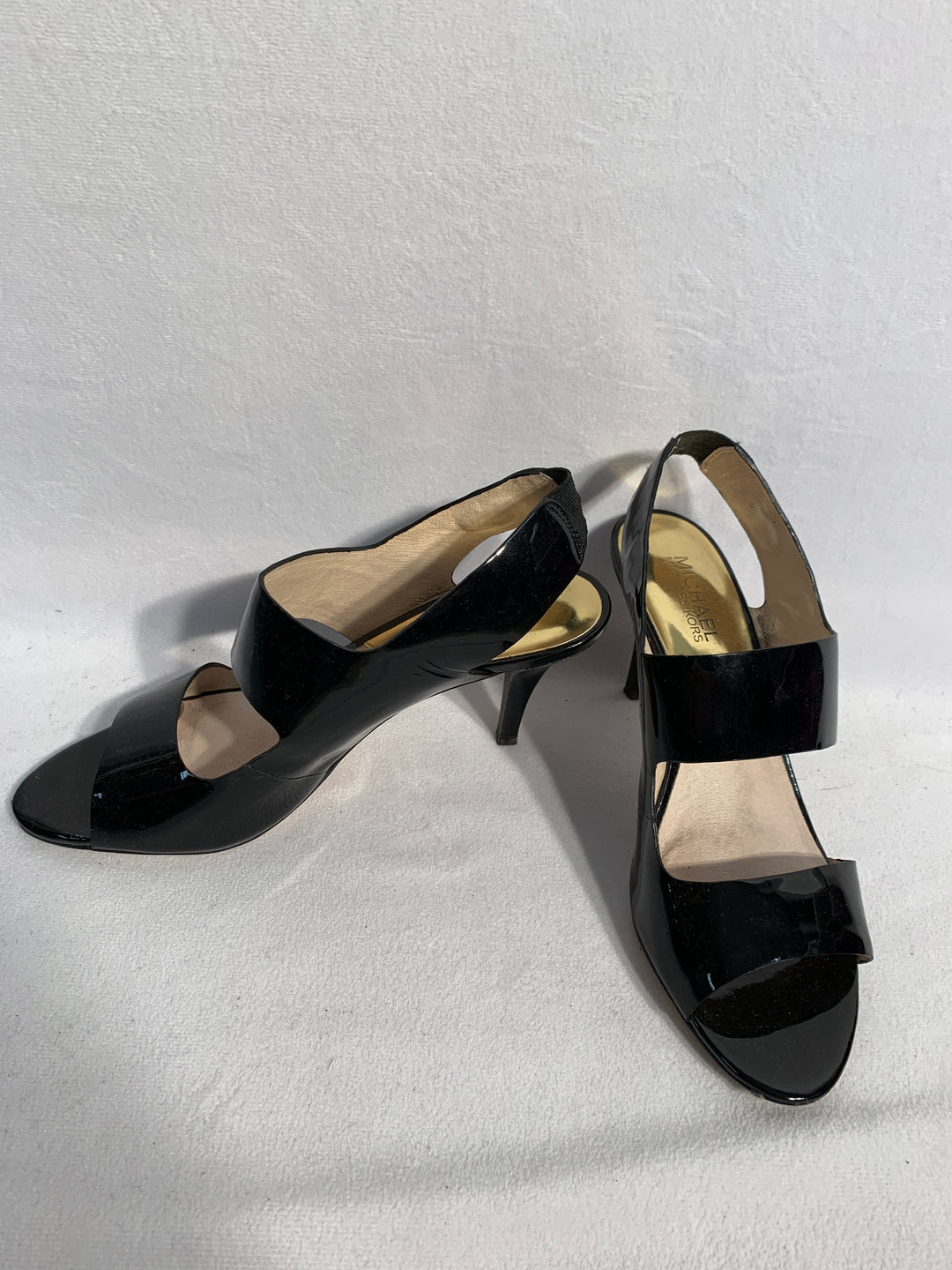 Primary Photo - BRAND: MICHAEL KORS<BR>STYLE: SHOES LOW HEEL<BR>COLOR: BLACK<BR>SIZE: 8.5<BR>SKU: 313-31328-20437