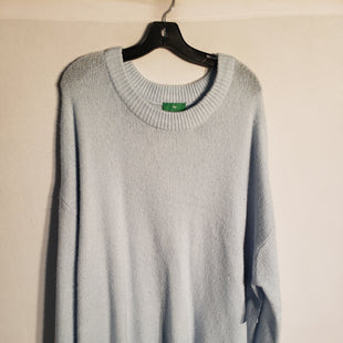 Primary Photo - BRAND: DIP STYLE: SWEATER LIGHTWEIGHT COLOR: LIGHT BLUE SIZE: XL SKU: 313-31344-9573