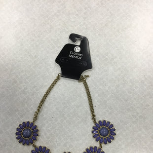 Primary Photo - BRAND:    CLOTHES MENTOR STYLE: NECKLACE COLOR: PERIWINKLE SKU: 313-31328-34953