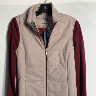 Primary Photo - BRAND: CUTTER AND BUCKSTYLE: JACKET OUTDOORCOLOR: MAROONSIZE: SSKU: 313-31311-26286