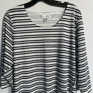Primary Photo - BRAND: CHRISTOPHER AND BANKSSTYLE: TOP LONG SLEEVECOLOR: STRIPEDSIZE: PETITE LARGESKU: 313-31311-23905
