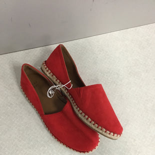 Primary Photo - BRAND: A NEW DAY STYLE: SHOES FLATS COLOR: RED SIZE: 6.5 SKU: 313-31344-19878