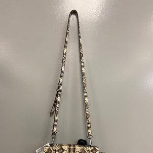 Primary Photo - BRAND: MICHAEL KORS STYLE: HANDBAG DESIGNER COLOR: SNAKESKIN PRINT SIZE: SMALL SKU: 313-31344-18560