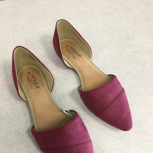 Primary Photo - BRAND:    CLOTHES MENTOR STYLE: SHOES FLATS COLOR: MAGENTA SIZE: 6 SKU: 313-31332-8815