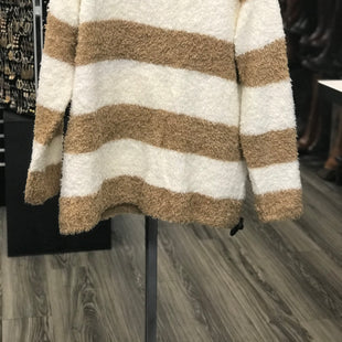 Primary Photo - BRAND: TALBOTS STYLE: SWEATER LIGHTWEIGHT COLOR: TAN SIZE: PETITE   XL SKU: 313-31352-175