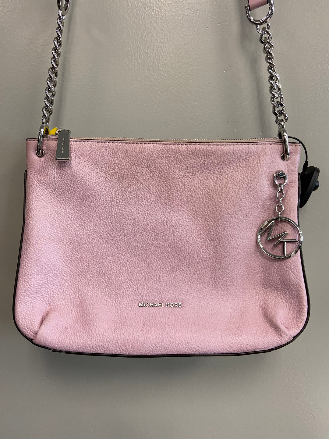 Photo #1 - BRAND: MICHAEL KORS <BR>STYLE: HANDBAG DESIGNER <BR>COLOR: PINK <BR>SIZE: LARGE <BR>SKU: 313-31311-30620