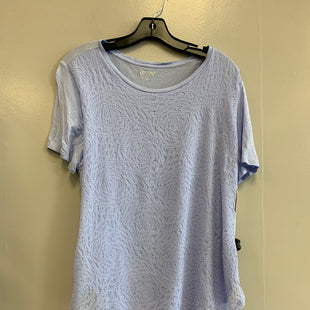 Primary Photo - BRAND: APT 9 STYLE: TOP SHORT SLEEVE COLOR: PURPLE SIZE: L SKU: 313-31344-22032