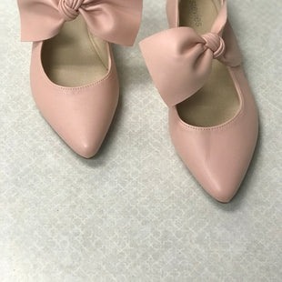 Primary Photo - BRAND:    CLOTHES MENTOR STYLE: SHOES FLATS COLOR: LIGHT PINK SIZE: 5 OTHER INFO: STEVIES - SKU: 313-31344-13022