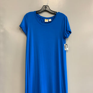 Primary Photo - BRAND: C AND C STYLE: DRESS SHORT SHORT SLEEVE COLOR: ROYAL BLUE SIZE: S SKU: 313-31344-20639