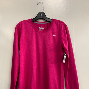 Primary Photo - BRAND: NIKE STYLE: ATHLETIC TOP COLOR: PINK SIZE: M SKU: 313-31332-9475