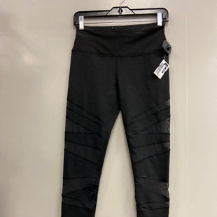 Primary Photo - BRAND: VICTORIAS SECRET STYLE: ATHLETIC PANTS COLOR: BLACK SIZE: S SKU: 313-31332-9558