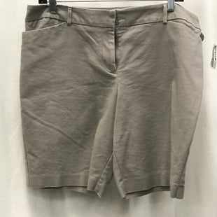 Primary Photo - BRAND: APT 9 STYLE: SHORTS COLOR: GREY SIZE: 14 SKU: 313-31328-34487