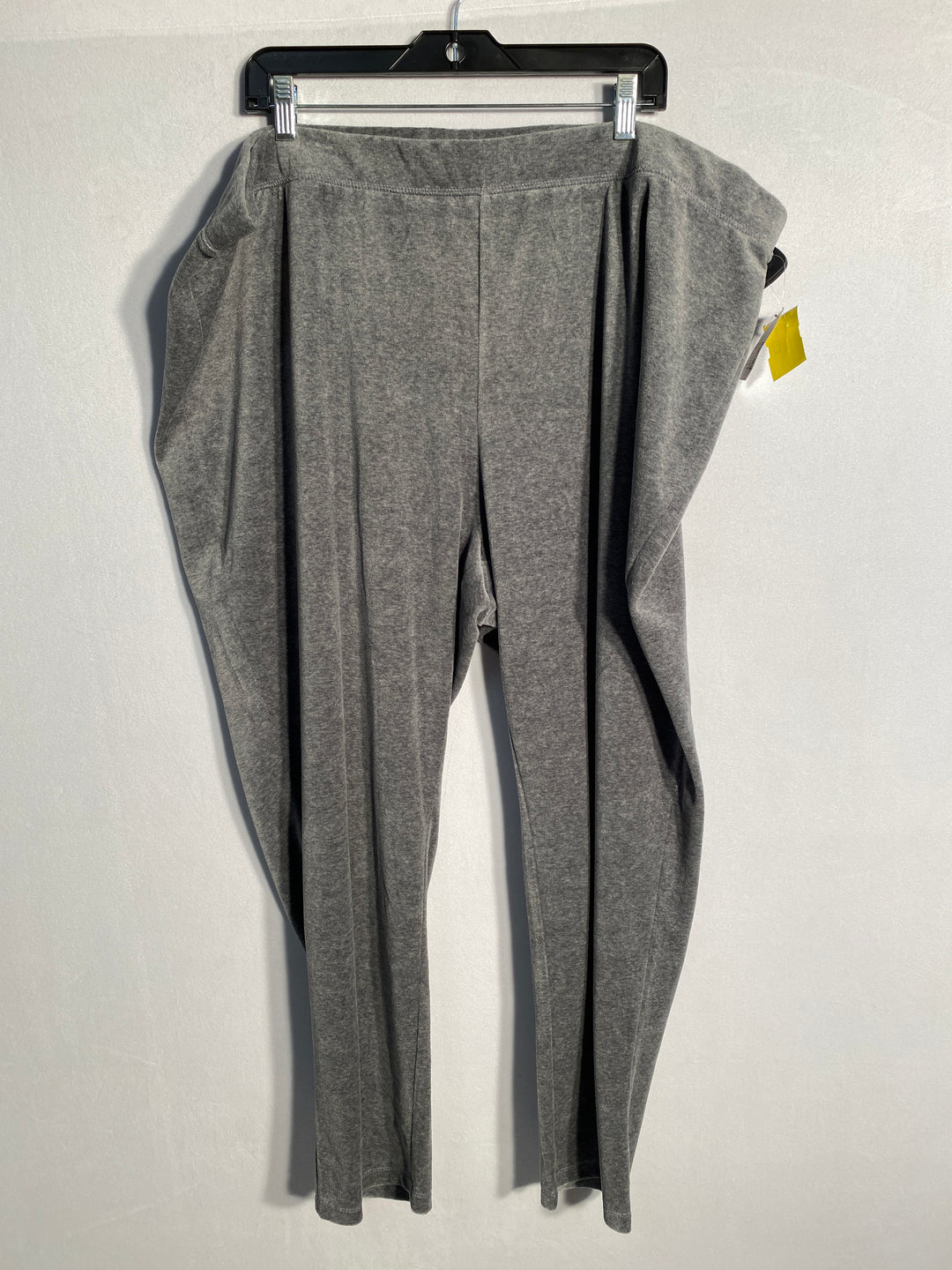 Primary Photo - BRAND: CATHERINES<BR>STYLE: ATHLETIC PANTS<BR>COLOR: GREY<BR>SIZE: 3X<BR>SKU: 313-31328-28448