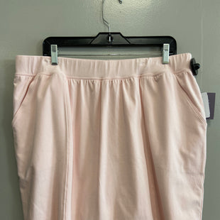 Primary Photo - BRAND: CJ BANKS STYLE: ATHLETIC SKIRT SKORT COLOR: LIGHT PINK SIZE: 1X SKU: 313-31344-13045
