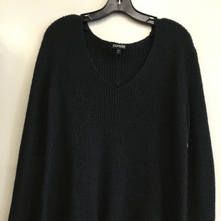 Primary Photo - BRAND: EXPRESS STYLE: SWEATER LIGHTWEIGHT COLOR: BLACK SIZE: S SKU: 313-31328-36129