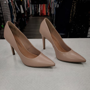 Primary Photo - BRAND: CHRISTIAN SIRIANO FOR PAYLESS STYLE: SHOES LOW HEEL COLOR: DUSTY PINK SIZE: 10 SKU: 313-31328-35083