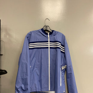 Primary Photo - BRAND: ADIDAS STYLE: ATHLETIC JACKET COLOR: PURPLE SIZE: XL SKU: 313-31344-21294