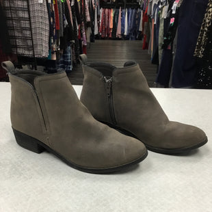 Primary Photo - BRAND: AMERICAN RAG STYLE: BOOTS ANKLE COLOR: TAUPE SIZE: 8 SKU: 313-31344-20446